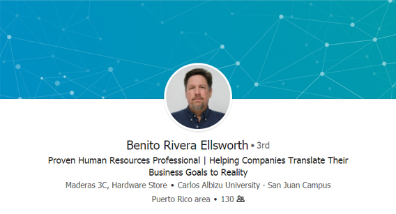 Benito Rivera Ellsworth