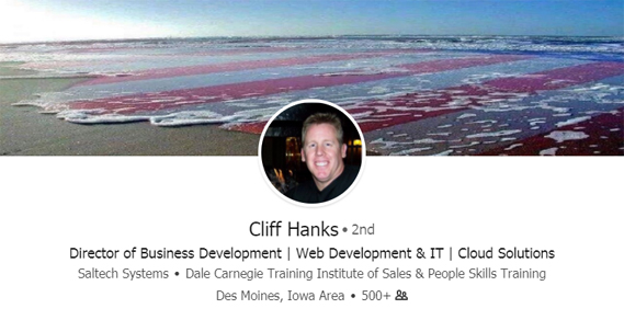 Cliff Hanks