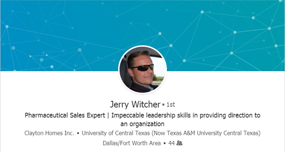 Jerry Witcher