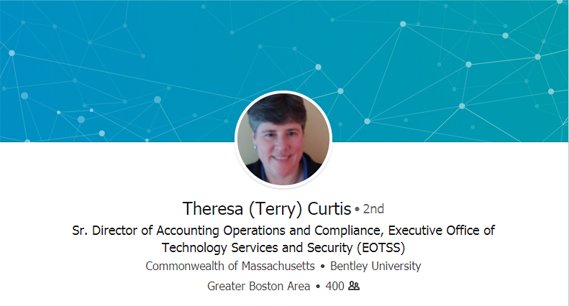 Theresa (Terry) Curtis